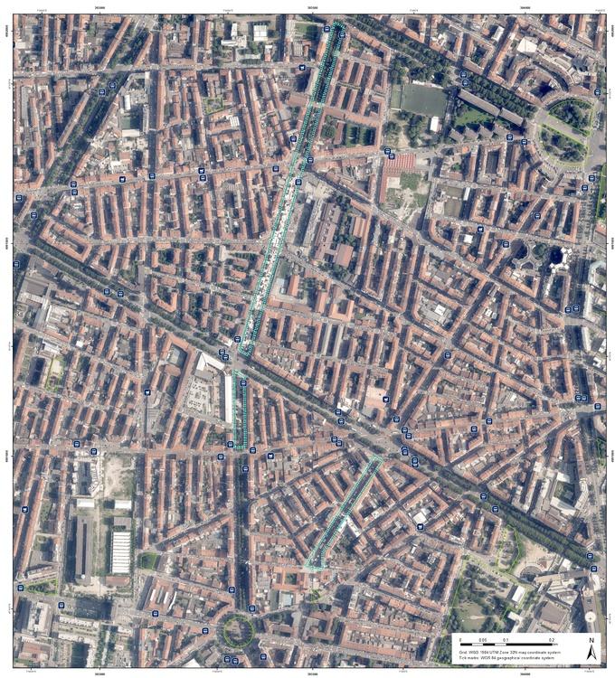 Cartografia satellitare contro gli assembramenti in Piemonte