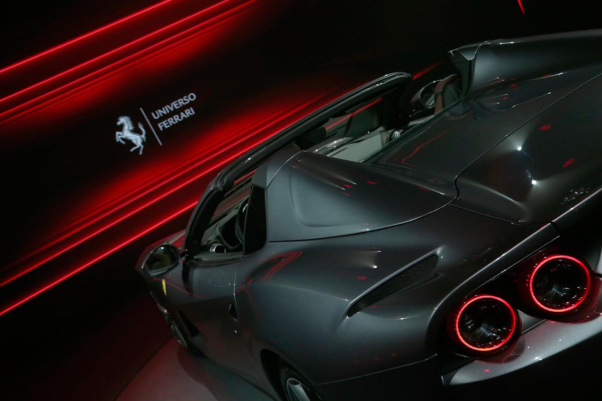 Produzione Ferrari