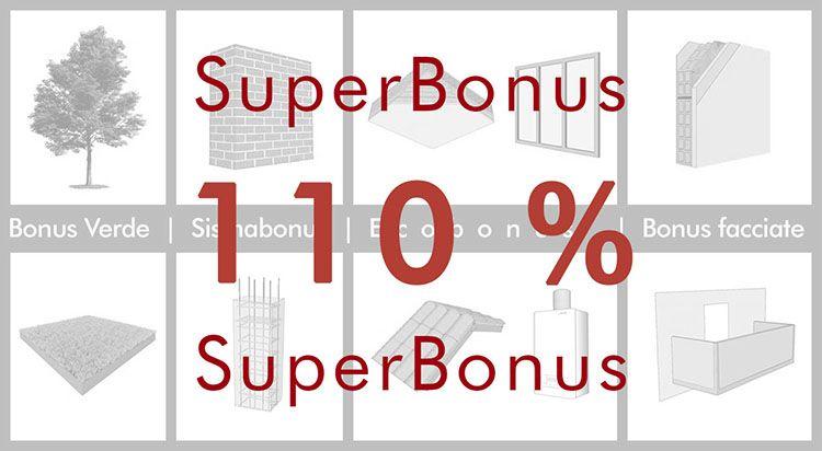 interventi bonus 110