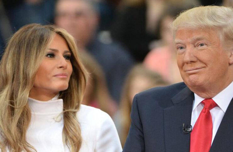 Donald Trump e sua moglie Melania sono risultati positivi al coronavirus