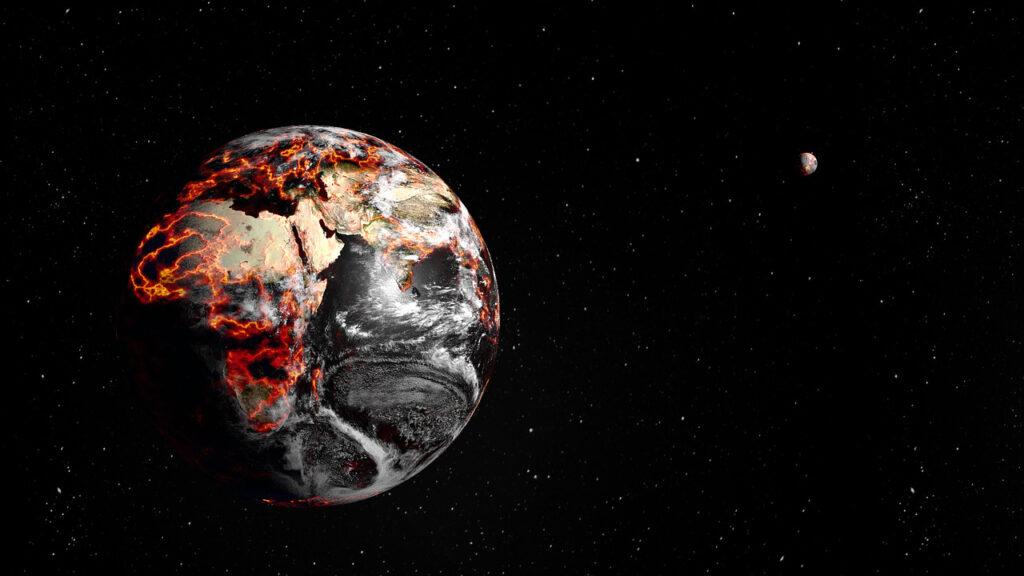 Apocalisse Terra ferma