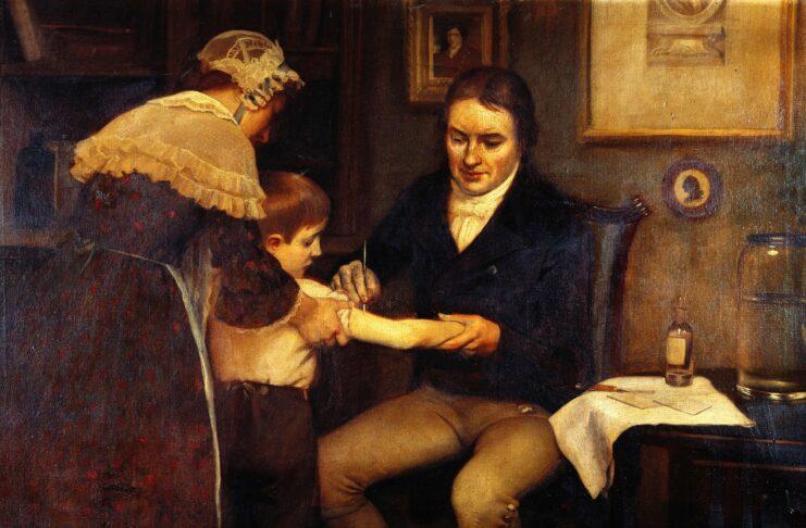 Il primo vaccino della storia: Edward Jenner e la lotta contro il vaiolo