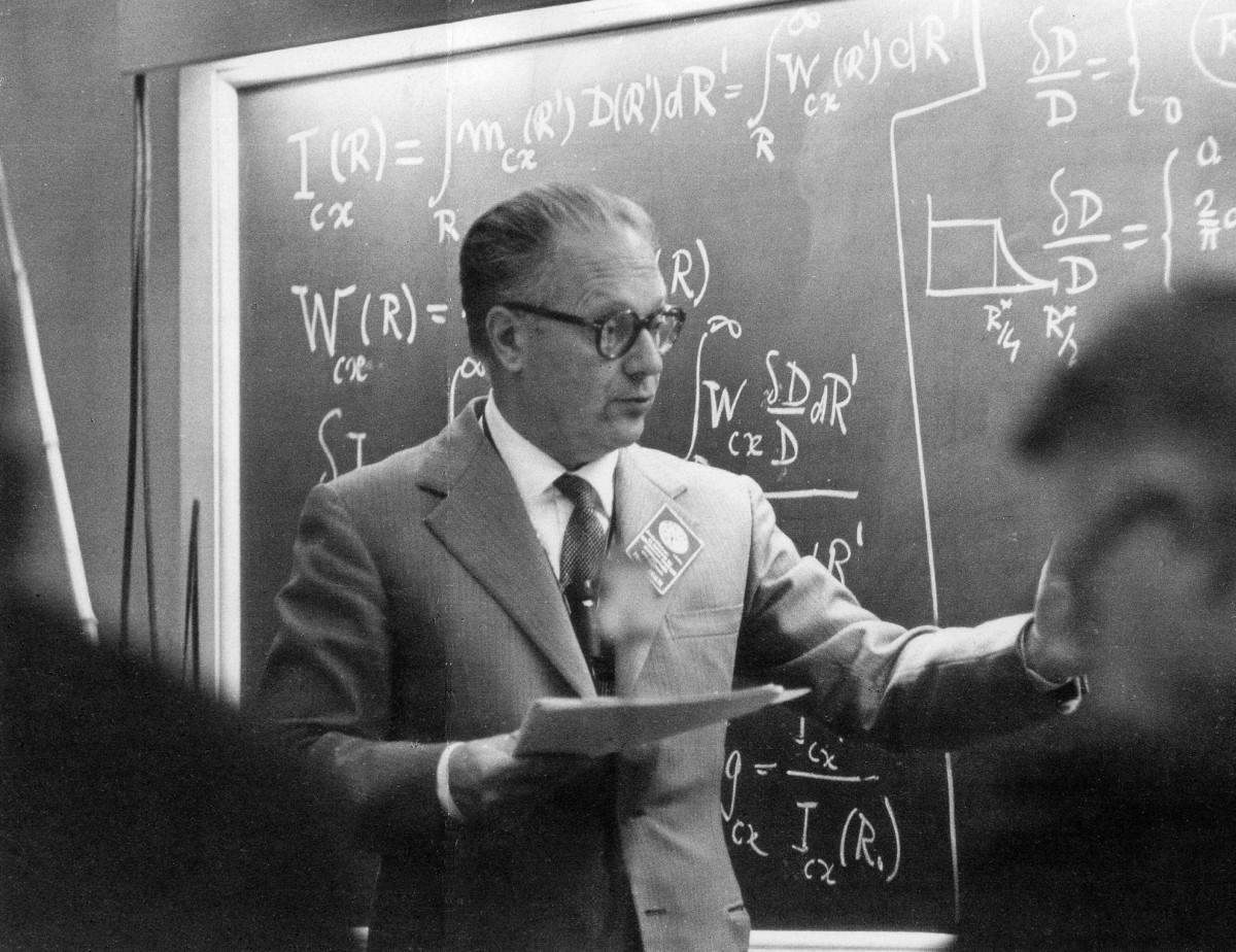edoardo amaldi, padre dei neutrini