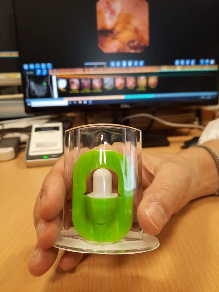 videocapsula intelligente NaviCam
