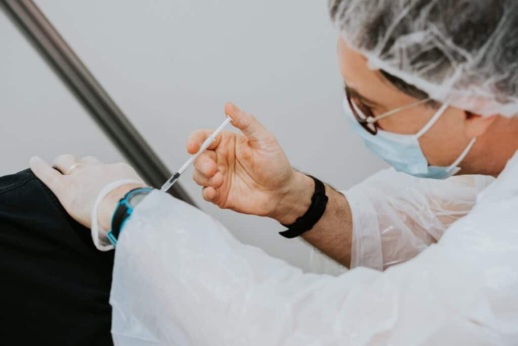 inoculazione vaccino