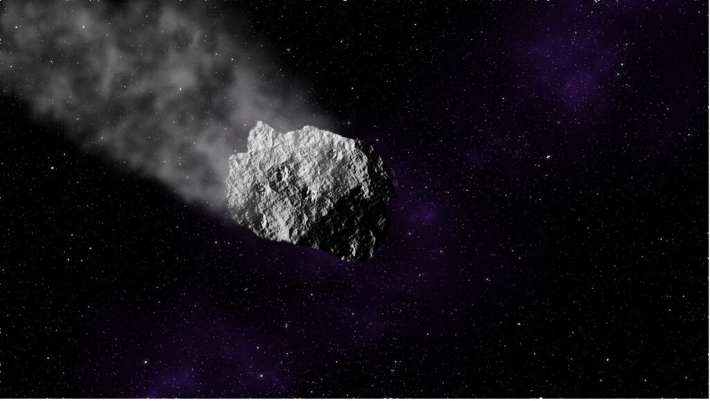 asteroide oro